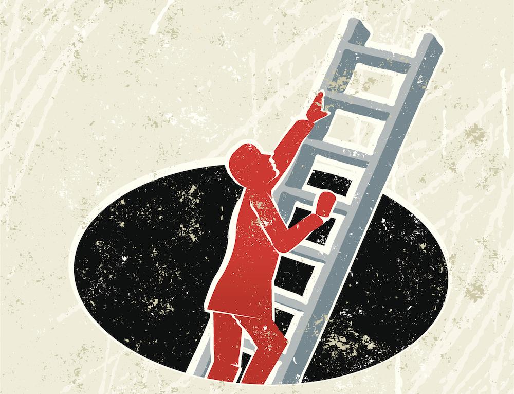 Surviving a Midlife Financial Crisis