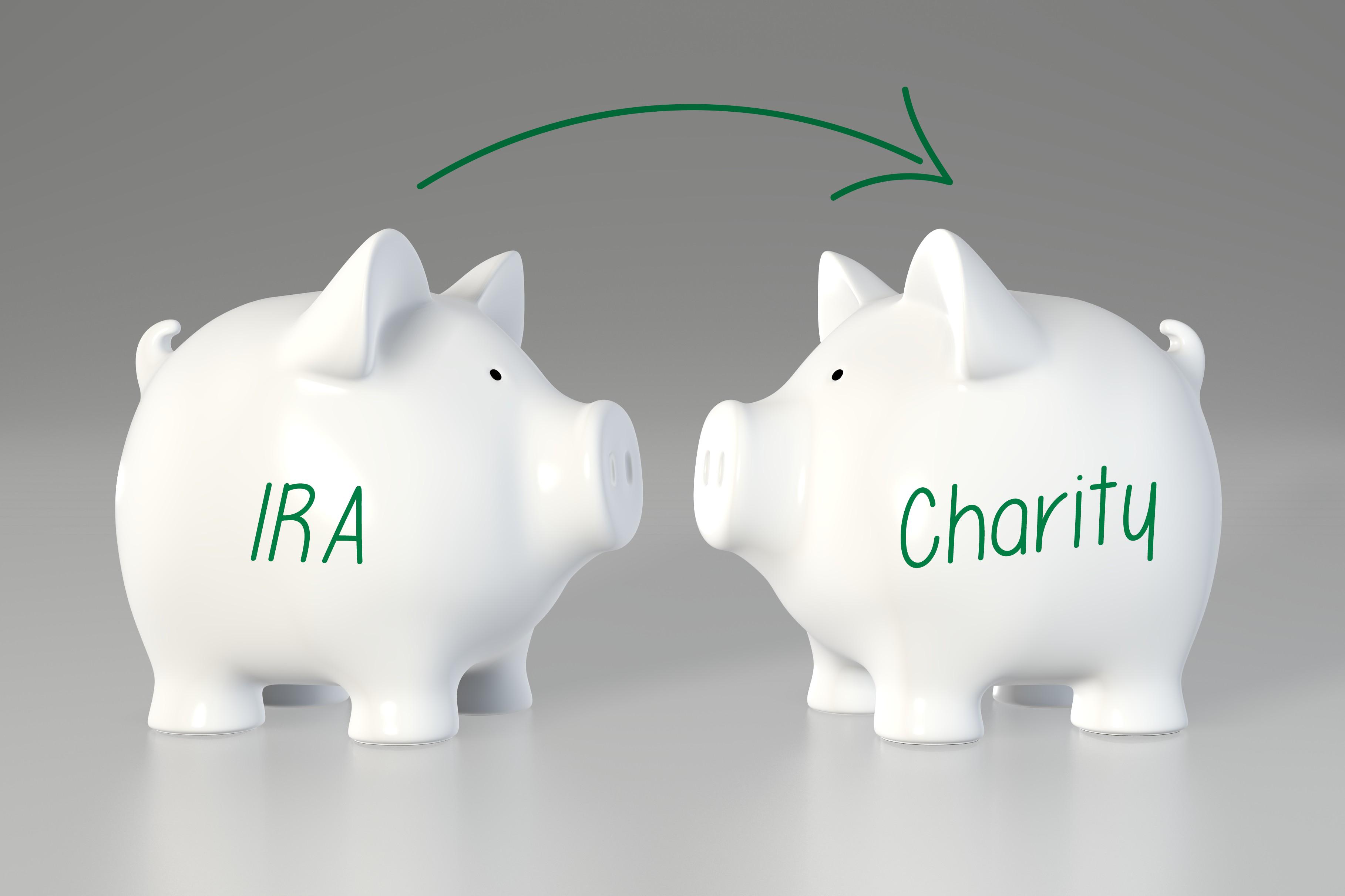 IRA>Charity